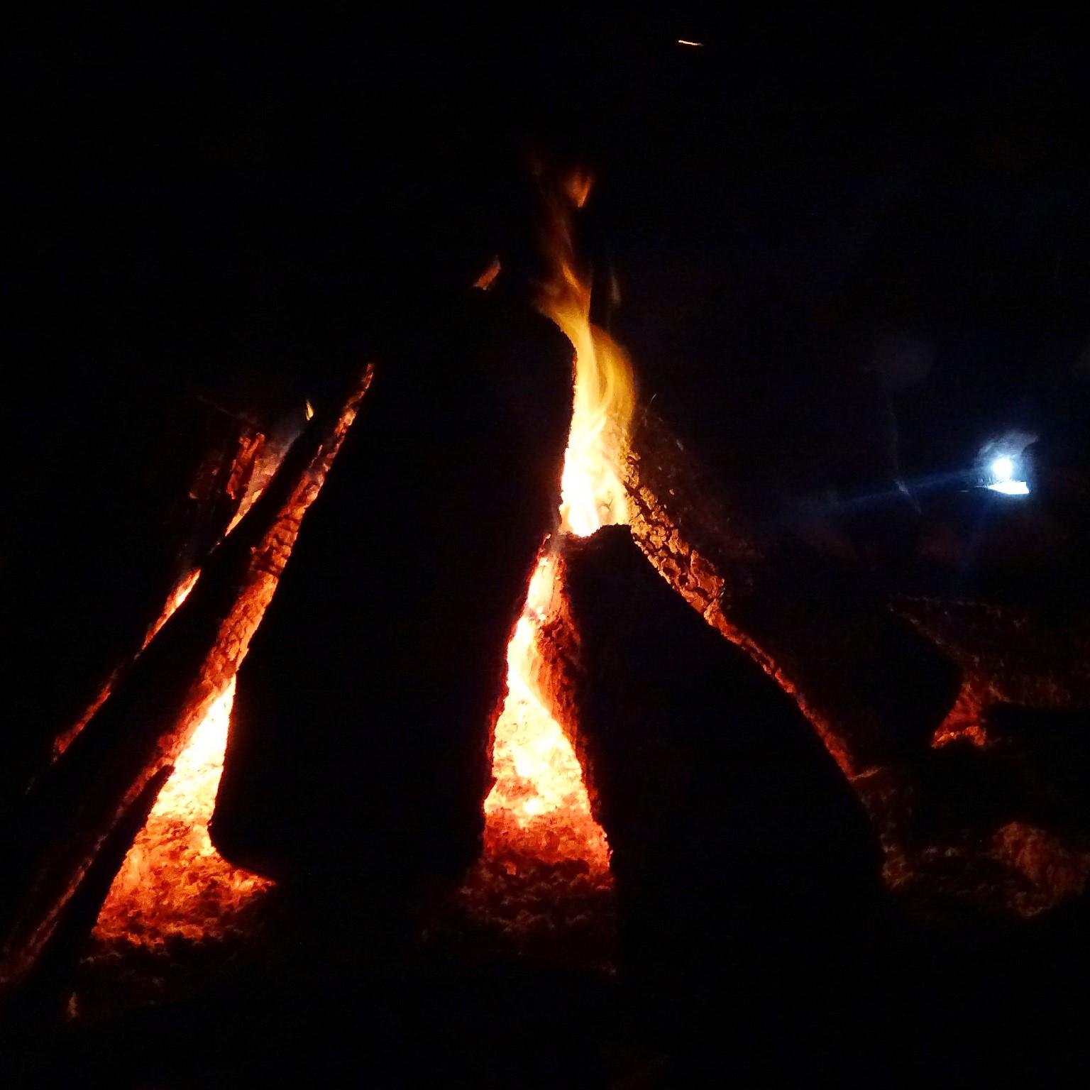 Priprava ognja