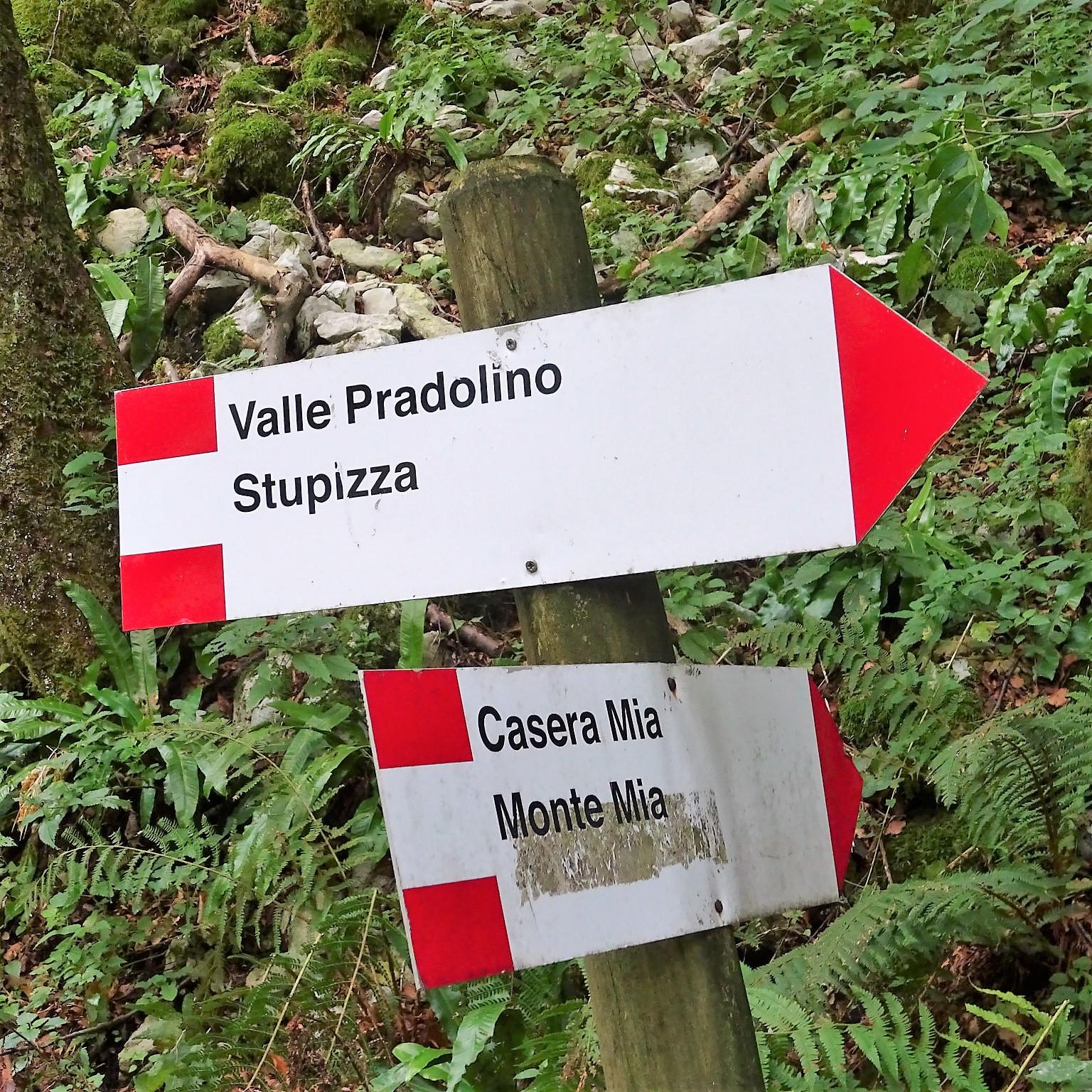 Pohod skozi Pradol