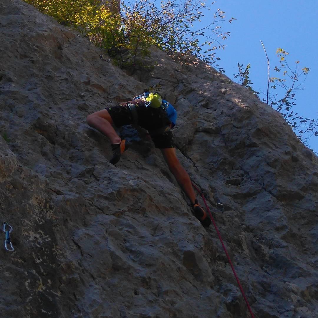 Plezanje Kred