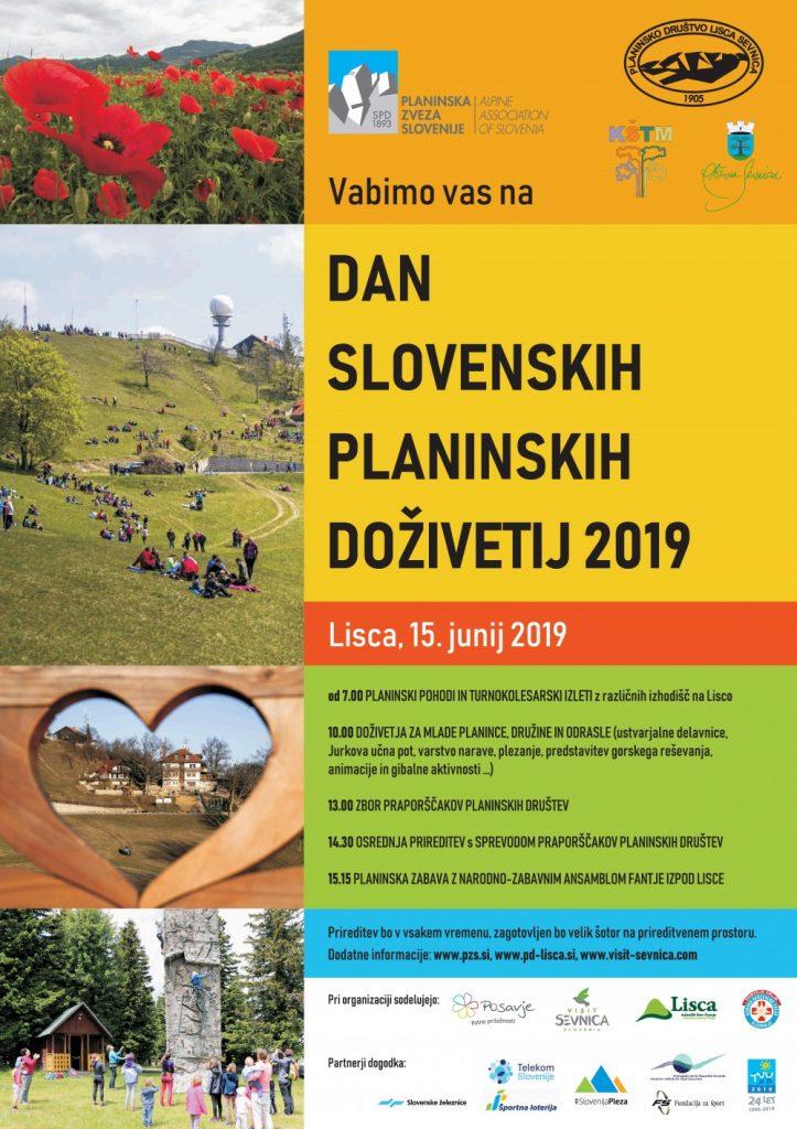LISCA – Dan zasavskih in slovenskih planincev