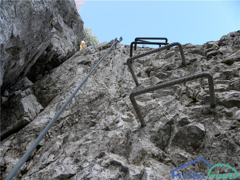 STOL – plezalna